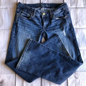 American Eagle Favorite Boyfriend Jeans 6S stretch